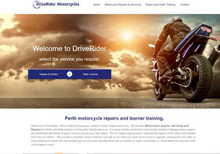 DriveRider Motorcycles