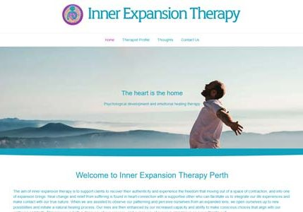 Inner Expansion Therapy